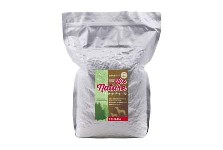55℃以下の低温調理で素材の栄養素そのまま! ビオナチュール(Bionature) チキン 2.5kg