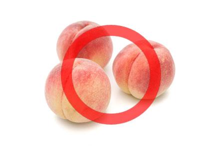 犬が桃を食べても大丈夫な理由