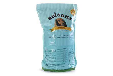 パグにおすすめのドッグフード③:ネルソンズ